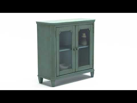 Mirimyn T505-742 Door Accent Cabinet