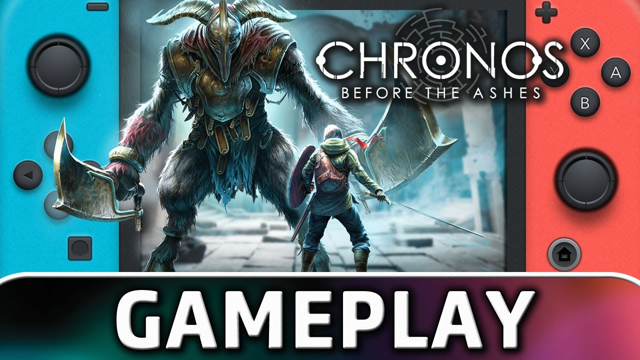 Chronos: Before The Ashes   Nintendo Switch Gameplay