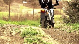 2. 2011 Zero X Electric Motorcycle - Natural Sounds