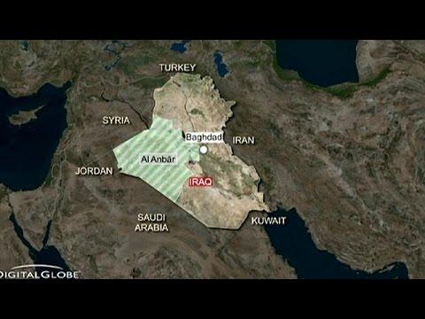 Ιρακινός Στρατός: Πλήξαμε την αυτοκινητοπομπή του Αλ Μπαγκντάντι