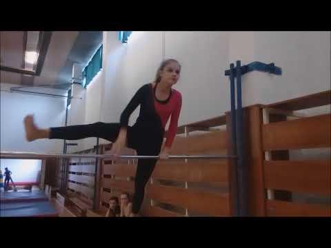 Gymnastické loučení
