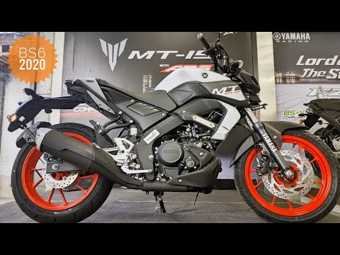 Yamaha MT-15 BS6 2020!! 4 Big Updates! Special Colour | Exhaust Sound | Detailed Review