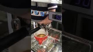 Coffee machine KT serial youtube video