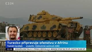 Kurdové chtějí, aby svět zabránil turecké ofenzívě