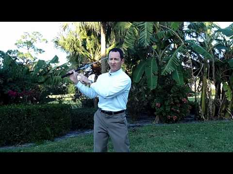 Right Wrist Action in Golf Swing - Golf Lesson by Herman Williams Golf