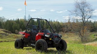 7. Full REVIEW: 2017 Polaris ACE 150