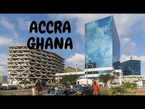 Welcome to Accra Ghana. Beautiful Africa you wont see on TV