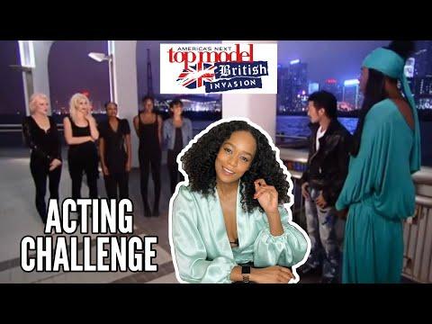 ANTM British Invasion: Episode 10 Acting Challenge with Nicholas Tse recap by Annaliese Dayes (2020)