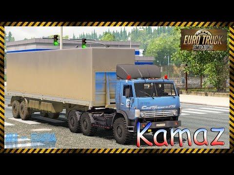 KAMAZ 4410-6450 [v3.0] for 1.26.x