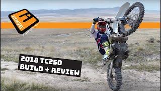 7. 2018 Husqvarna TC250 Off-Road Build for Extreme Enduro Review