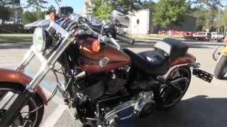 10. Used 2014 Harley Davidson FXSB Softail Breakout