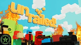 This Train Has Issues - Unrailed! | Let's Play by Let's Play