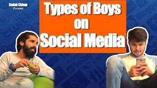 Video Types of Boys On Social Media | Sadak Chhap MP3, 3GP, MP4, WEBM, AVI, FLV Januari 2018