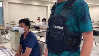 現役警察官による職業説明会