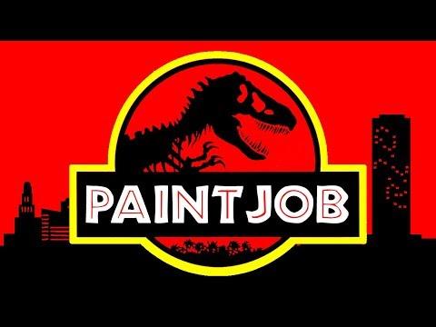 Jurassic Park Paintjob universal