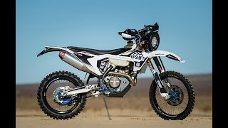 5. Upshift Project: 2018 Husqvarna FE501