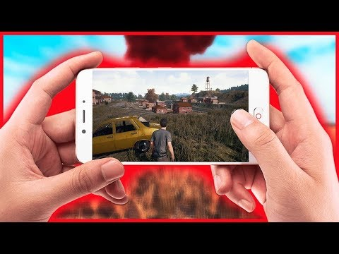 ТОП 5 клонов PUBG на АНДРОИД и IOS | Мобильные копии PlayerUnknown's BattleGrounds (видео)