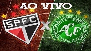 São Paulo x Chapecoense Ao Vivo - Copa São Paulo de Futebol Jr 10/01/2017.