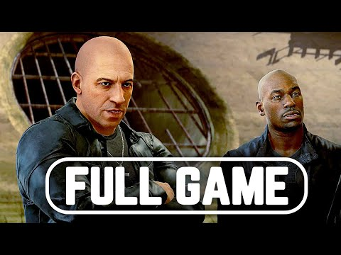 FAST & FURIOUS CROSSROADS Gameplay Walkthrough Part 1 Full Game No Commentary