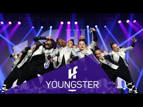YOUNGSTER | Finalist - Hit The Floor Lévis #HTF2016