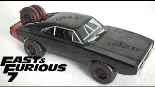 Nonton Fast and Furious 7 Dom's '70 Dodge Charger R/T from Jada Toys Film Subtitle Indonesia Streaming Movie Download