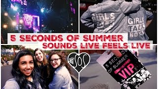Auburn (WA) United States  City new picture : 5 Seconds Of Summer Concert in Auburn Washington 2016 || SLFL