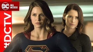 SUPERGIRL: Can Kara's Dad Be Trusted? (w/ Chyler Leigh)