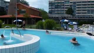 Zurzach Switzerland  City new picture : Bad Zurzach schwimmen, swim in Bad Zurzach Swiss