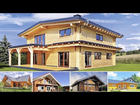 Neue Holzhäuser von LéonWood®