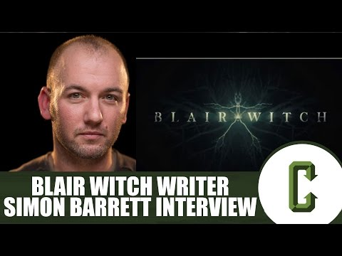'Blair Witch' Writer Simon Barrett Exclusive Interview