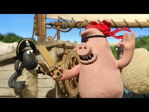 Барашек Шон 2 сезон 3 часть / Shaun the Sheep 2 season 3 part (видео)