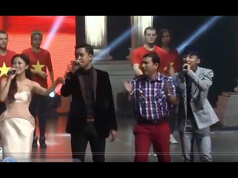 Nối Vòng Tay Lớn - M-TP Sơn Tùng, Phi Nhung, Văn Mai Hương, Mỹ Tâm, Tuấn Hưng...