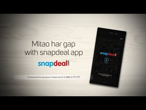 Video of Snapdeal