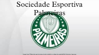 Sociedade Esportiva Palmeiras (Portuguese pronunciation: [pawˈmejɾɐs]) is a Brazilian soccer club from São Paulo. The club was founded on August 26, ...