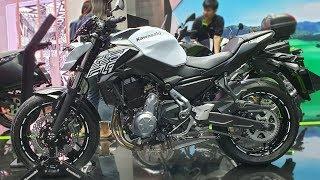 7. Kawasaki Z650 ABS 2019