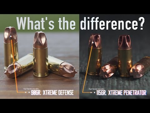 Xtreme Penetrator VS. Xtreme Defense - Whats the difference?