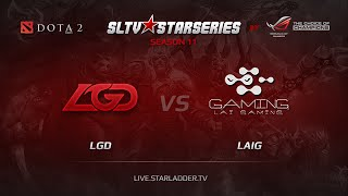 LAI vs LGD.cn, game 1