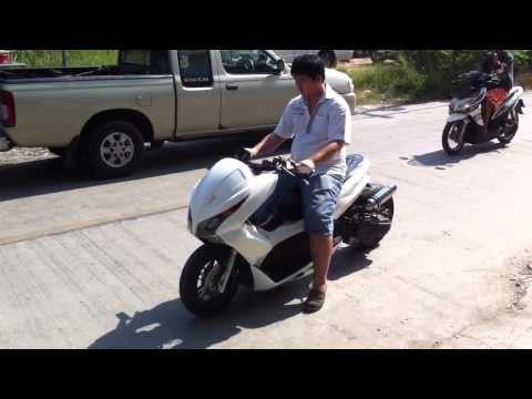 Gang's2Wheels # Test run PCX Auto GP by Pete/Jengizawa