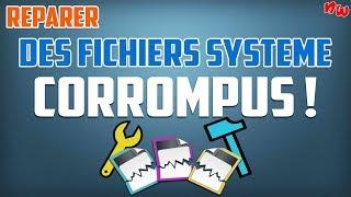 Video Réparer des fichiers système ENDOMMAGÉS ou CORROMPUS! | Windows MP3, 3GP, MP4, WEBM, AVI, FLV Maret 2019