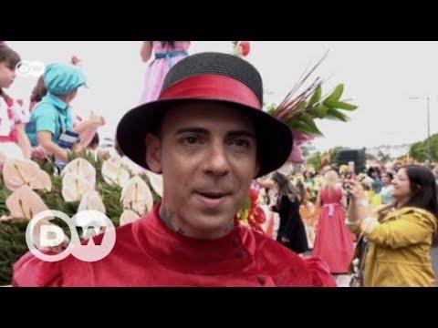 Das große Blumenfest auf Madeira | DW Deutsch