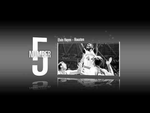 Top 10 College Basketball Players of All Time