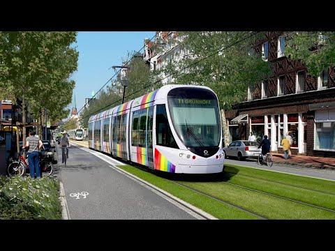 Bekommt Bremerhaven wieder eine Straßenbahn?