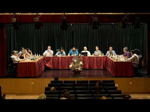 Pleno de setembro de 2017