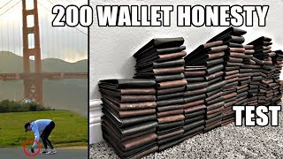 Video 200 dropped wallets- the 20 MOST and LEAST HONEST cities MP3, 3GP, MP4, WEBM, AVI, FLV Maret 2019