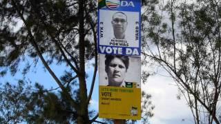 Barrydale South Africa  city photos gallery : Barrydale - South Africa - Local Government Elections May 2011