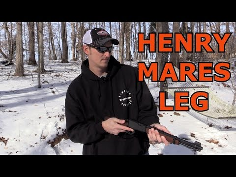 Henry 22lr and 22WMR Mares Leg