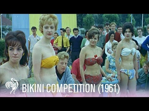 Butlins - Make And Then Model Your Own Bikini!