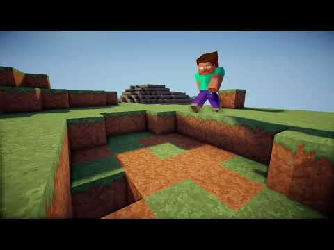 If You Couldn't Jump - Minecraft