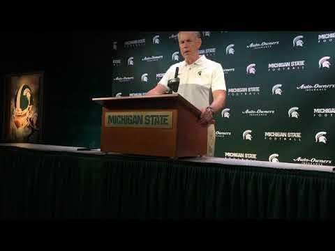 Michigan State's Mark Dantonio: Too many missed opportunities vs. Arizona State
