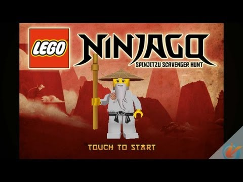 ninjago hry - LEGO Ninjago Spinjitzu Scavenger Hunt http://itunes.apple.com/us/app/lego-ninjago-spinjitzu-scavenger/id428012161?mt=8 Category: